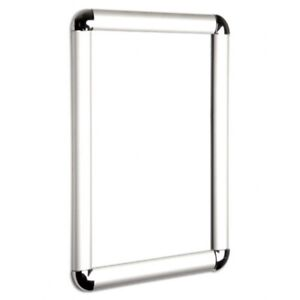 A2 poster frame with screws and fixings