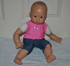 """Vintage Gotz 140 Doll Boy 16"""" Germany"""