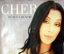 Cher 1998 Believe Original Promo Poster