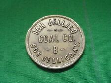 Kentucky Coal Scrip 50¢ Bon Jellico Coal Company-Bon Jellico-KY-Whitley County
