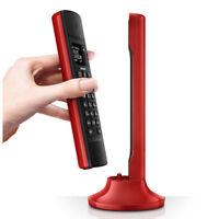 Philips Liena Design Cordless Phone M3301/R RED Digital Landline Telephones