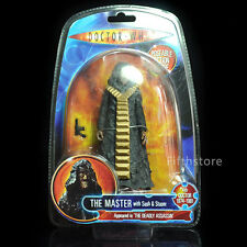 Doctor Who Action Figure The Master Decayed Decaying Deadly With Sash Staser 153