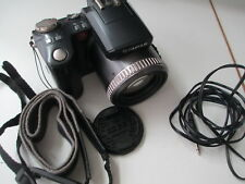 Fujifilm Finepix Digital Camera 6900, Strap Av cord Cd manual For Parts & Repair