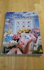 Quilt in a Day ~ Fans & Flutterbys Patricia Knoechel Quilt Pattern Book