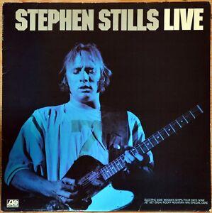 33t Stephen Stills Live LP - 1975
