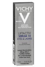 VICHY LIFTACTIV SERUM 10 EYES & LASHES 0.51oz ~ INSTANT Illumination