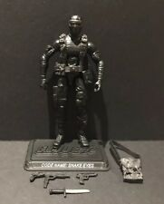 G.I. Joe 25th Commando Snake Eyes (V30) Figure Complete