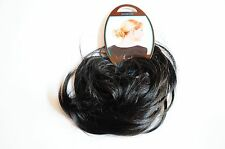 EASIHAIR FUNKY SYNTHETIC HAIRPIECE 673A NUTTY FUDGE NEW