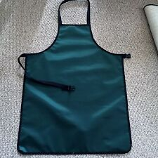 """Aprons, Waterproof 27"""" x 36""""  Forest  Green"""
