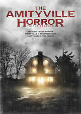 Amityville Horror Triple Feature, The DVD