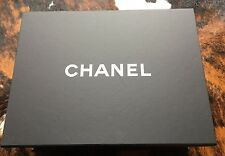 CHANEL Magnetic Black Box For CLASSIC FLAP or BOY Bag With Original Tissue Wraps