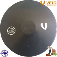 VETO 1.75 Kg Sports Rubber Discus Competition Throw Equipment School Athletics