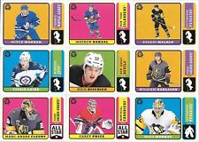U PICK EM CARD LOT 2018-19 18-19 OPC O-PEE-CHEE Retro Base set cards #1-500