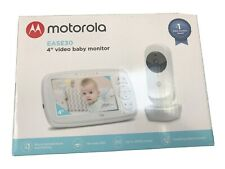 "Motorola EASE30 4"" Screen Video Baby Monitor Brand NewNo 1 baby monitor brand"