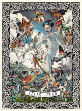 El Fauno y las Hadas Queer Fairy Tale LGBT Fantasy Gay Fairy Sprite Faun Satyr