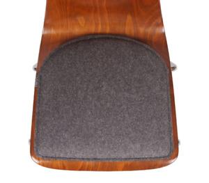 Eco Filz Stuhlkissen gepolstert geeignet für Flötotto Stuhl
