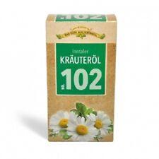Inntaler Kräuteröl Nr. 102 - Bio-aktives, kräuterstarkes Funktionsöl