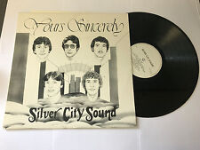 Silver City Sound ‎Yours Sincerely Cus 911 Vinyl UK LP PRIVATE PRESS MINT/NMINT