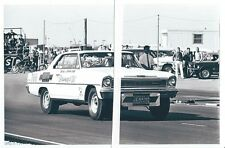 """1960s NHRA Drag Racing-Bill Jenkins' 1st """"Grumpy's TOY""""-'66 L-79 Nova A/Stock"""