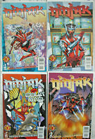 Ninjak 1997 Vol. 2 Acclaim Valiant Comic Lot #1, 2, 3, 4, 5, 6, 7, 8 VF+