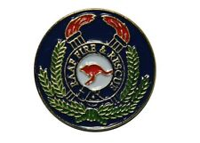 RAAF Fire and Rescue Lapel / Tie Pin - New