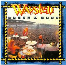 "Waysted - Black & Blue - 7"" Vinyl Record Single"