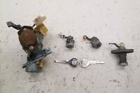 99-00 MAZDA MX-5 MIATA OEM IGNITION SWITCH KEY SET TRUNK DOOR LOCK KEY