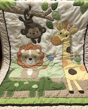 Cocalo Baby Comforter Quilt Giraffe,Monkey,Lion Etc.Baby Comforter & Crib Sheet