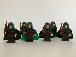LEGO Herr der Ringe / Lord of the Rings / Hobbit Figuren: Elben