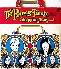 THE PARTRIDGE FAMILY - Shopping Bag (LP) (VG/G+)