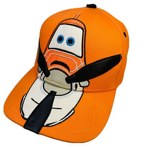 DISNEY Airplanes Dusty ADJUSTABLE Youth Hat Ball Cap