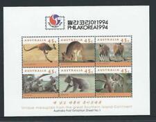 AUSTRALIA 1994 Philakorea 1994 Minisheet MNH