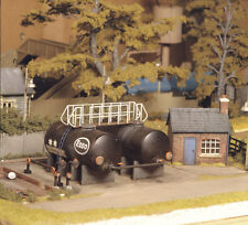 RATIO 00 Gauge Railway/Layout/scenic kit No:529 Oil Depot.