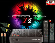 Dreamlink T2w 5G IPTV Quadcore Android 7 + PVR recording NEW Built in WIFI / 4K
