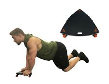 Core Coaster -  Ab Rollout Trainer - 360° Range of Motion (single)
