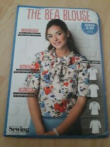 Bea Blouse Sewing Pattern