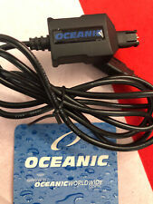 New listing Oceanic Pro Plus 2 Download Cable To Download Your Dives To Your Computer 💥