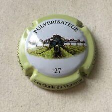 Capsule de champagne COURTY LEROY outils du vigne. 12w. 24-atomiseur