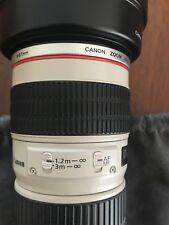 Canon EF 70-200mm f4 USM L