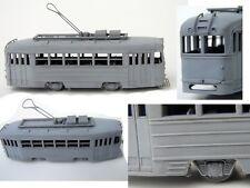 KTM-1 Straßenbahn UdSSR Triebwagen Tram Streetcar Bausatz 1:87 H0