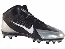 Nike Alpha Pro TD (NFL Raiders) Men's Football Cleats Style 622306-023 Size 12