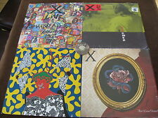 5 LP LOT X-Live Jorma Ain't Love Grand See how we are USA GERMANY 70/80s | M-