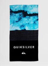 Telo mare Quiksilver Freshness Asciugamano Towel Beach Iron Gate