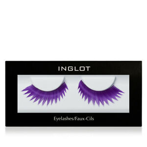 INGLOT Eyelashes 55S - synthetic - Inglot Natural Looking False Eyelashes