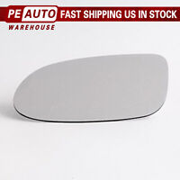 Left Driver Side Mirror Glass Lens for  99-04 Mercedes SL /& SLK Class W// Silicon
