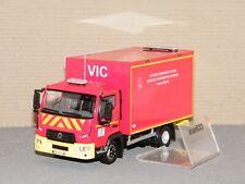 Renault de Cab 2m Vic bomberos - Eligor 1/43
