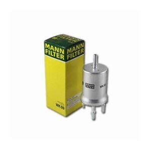 Mann-filter Fuel Filter WK69 fits Audi A1 8X1, 8XK 1.4 TFSI 1.2 TFSI S1 quattro