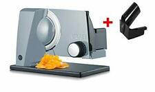 Graef Sliced Kitchen S 11050 Allesschneider grau