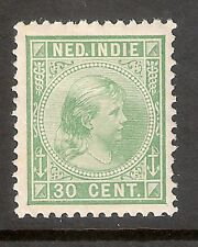 Nederlands Indië  Nr  28     Ongebruikt.