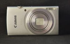 CANON Digitale Kompaktkamera IXUS 185 silber